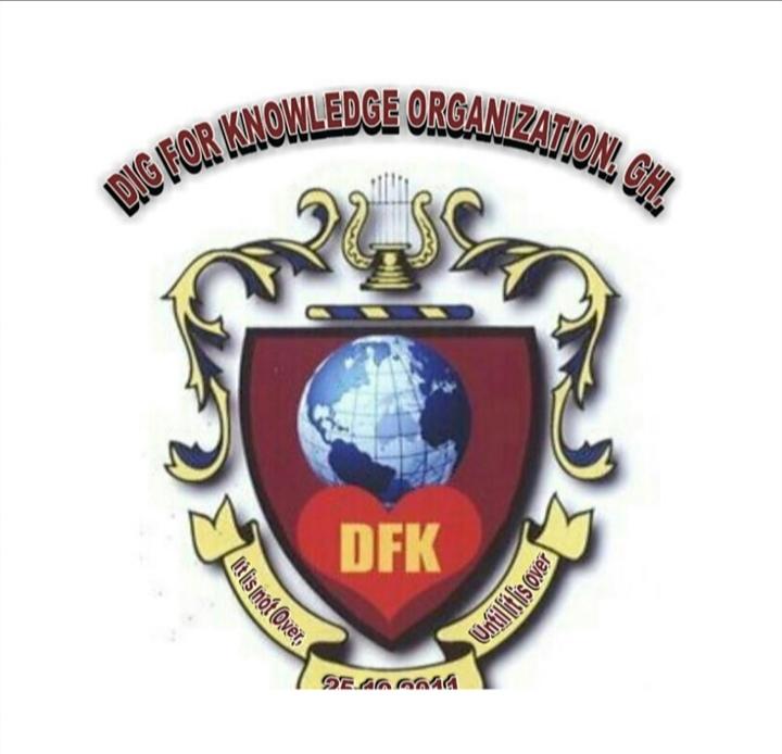Dig for Knowledge Organization logo